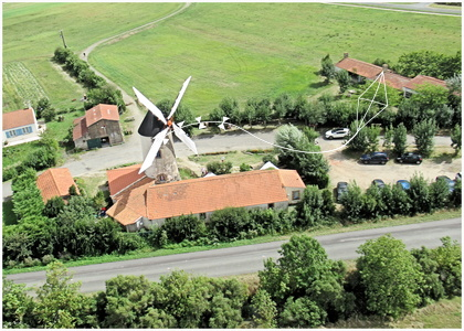 moulin rairé